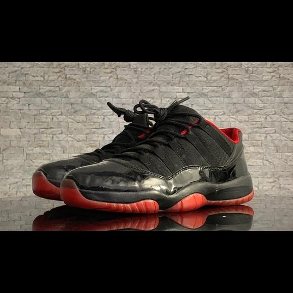 Jordan Shoes Air 11 Retro Low Dirty Bred Poshmark